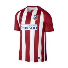Nike Atletico Madrid 16 17 Home Jersey ADULT LARGE  50 Camiseta Atletico De  Madrid 02268d28cf60a