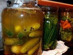 Culture Your Cukes: Lacto-Fermented Pickles