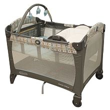 "Graco Pack 'n Play Playard with Reversible Napper & Changer - Soho Square - Graco - Babies""R""Us Pack And Play, Babies R Us, Soho, Portable Crib, Toys R Us Canada, Having A Baby, Toy Store, Cleaning Wipes, All In One"