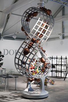Andreas von Zadora-Gerlof - Прикладное искусство - Невозможный мир
