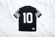 10 Deep H14 X-League Jersey - Black - Sneaker Politics