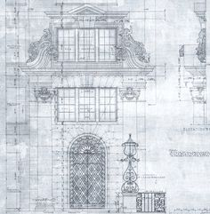 Arectectral drawings 6