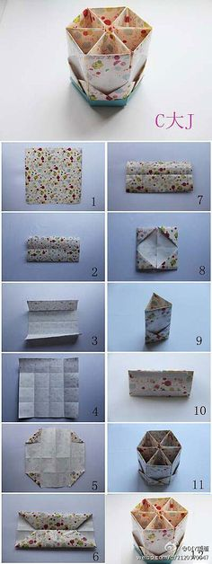 手工Picture tutorial DIY its pretty.