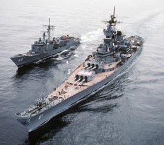 Battleships ready
