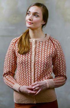 Ravelry: Designs by Rauma Designs Crochet Cardigan, Sweater Cardigan, Knit Crochet, Fair Isle Knitting, Pullover, Knitwear, Knitting Patterns, Beautiful, Sweaters
