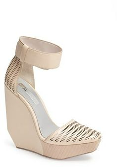 BCBGMAXAZRIA Austin Ankle Strap Wedge Sandal on shopstyle.com | See more about wedge sandals, ankle straps and wedges.