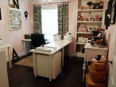 pretty scrapbooking studio