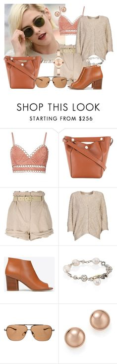 """Untitled #4885"" by caroba ❤ liked on Polyvore featuring Zimmermann, 3.1 Phillip Lim, Moschino, Brunello Cucinelli, Maison Margiela, John Hardy, Chrome Hearts, Bloomingdale's and Movado"
