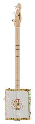 St.Blues Cigar Box Guitar 3 #Thomann