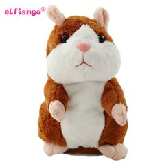 2017 Talking Hamster Mouse Pet Plush Toy Hot Cute Speak Talking Sound Record Hamster Educational Toy for Children Gift-in Movies & TV from Toys & Hobbies on Aliexpress.com | Alibaba Group