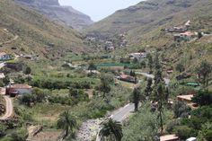 Barranco de Ayagaures.