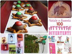Natale: 100 Attivit� e Progetti pre-Avvento da Fare con i Bambini o in Famiglia