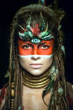 Voodoo Priestess Costume on Pinterest | Voodoo Costume, Witch ...                                                                                                                                                                                 More