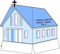 Ovelhinhas Lanudas: Jesus vai à Igreja