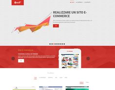 Pagina della web agency di catania tinusdesign.com che ha sviluppato il sito internet blowrock.it, scopri i prodotti e servizi.