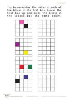 Copy 2 Colors 4x4 Grid