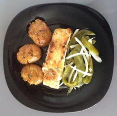 VIDA FELIZ: na Horta: Receitas das Colheitas: Bacalhau Assado no Forno com Ervas Aromáticas