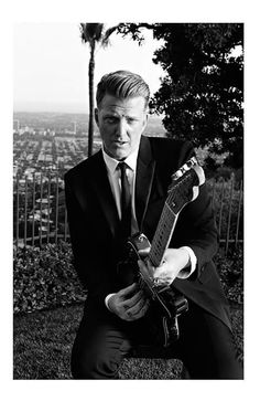 Josh Homme for YSL
