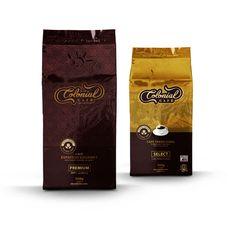 Café Colonial tem marca e embalagens novas criadas pela Design Inverso - Acontecendoaqui