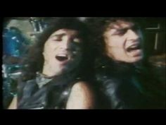Y&T - Mean Streak [official video] Bad video for a good song.
