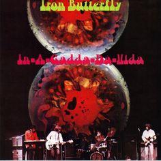 In-A-Gadda-Da-Vida Iron Butterfly, 1968