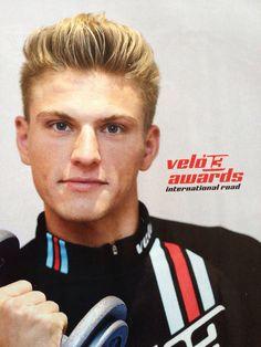 Marcel Kittel in Velo magazine