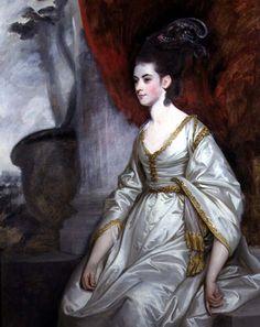 Portrait of Mrs. Robert Mayne (d.1780), by Sir Joshua Reynolds P.R.A., 1774 - 76