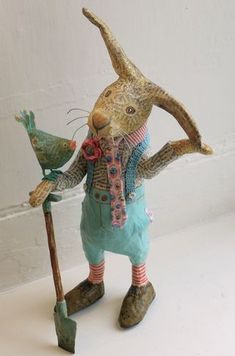 Sir Henry by Vanessa Cabban; for more of her whimsical work visit her website too: http://www.vanessacabban.com