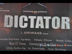 Dictator Balkrishna 99Movie Opening Videos | Anjali And Sriwass |