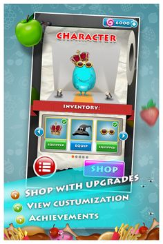Hungry Mouth in-game shop Game Development Company, It Game, Shopping, Food, Essen, Meals, Yemek, Eten