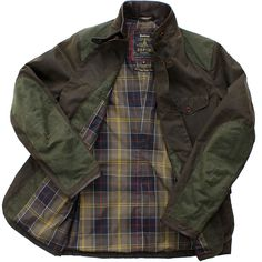 Barbour Commander. I need this jacket lol