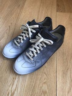 Maison Margiela Margiela Faded Sneakers Sz 42 Size 9 $250 - Grailed