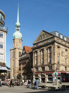 Dortmund, Germany! Markus' hometown! xoxoxo