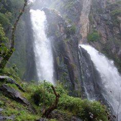 Salto de Quetzalapa en el Pueblo Mágico de Chignahuapan  #cataratas #belleza