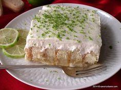 Super easy whipped cream no bake lemon mousse Lemon Yogurt, Romanian Food, Romanian Recipes, Tasty, Yummy Food, Mousse Cake, Pie Dessert, Sweet Tooth, Tiramisu