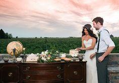 Romantic, Hand Made, Travel Wedding Inspiration