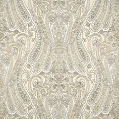 Bring timeless pattern into your living space with this Mulberry Paisley wallpaper from Mulberry Home. Part of the Heritage collection of wallpapers this glamorous paisley design was inspired by a ...