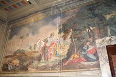 Salone degli affreschi