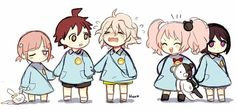 They're adorable kids