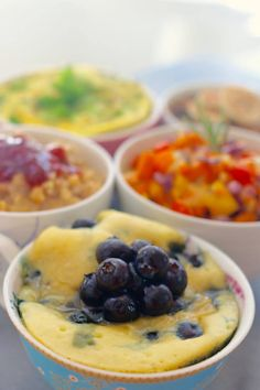Top 5 Microwave Mug Breakfasts: Sweet & Savory Recipes - Gemma's Bigger Bolder Baking