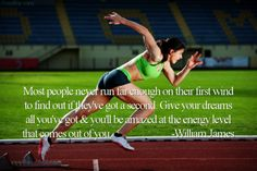 Words for fitness from a founding father of psychology. Nice.