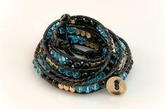 Jacksonville Jaguars Wrap Bracelet
