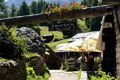 Restaurant Zum See Zermatt VS Zermatt, Restaurant, Terrace, Switzerland, Twist Restaurant, Patio, Porch, Terraces, Restaurants