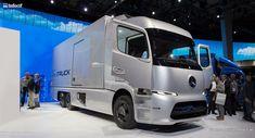 El camión 100% eléctrico llega al mercado este 2017