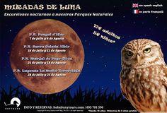"""ÚLTIMA """"MIRADAS DE LUNA"""" DE LA TEMPORADA!! P.N. DE LAS LAGUNAS DE LA MATA Y TORREVIEJA ..."""