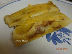 Tamales rojos de cerdo/puerco (receta)