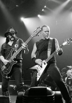 Lemmy and James!!