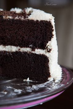 Birthday, Chocolate cake, cake, Vegetarian, Whipped Cream Frosting, Caramel