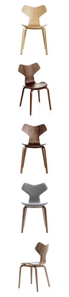 Grand PrixTM Chair | chair . Stuhl .  chaise | Design:  Fritz Hansen |