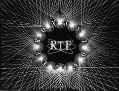 logo pour l'Eurovision à l'époque de l'ORTF